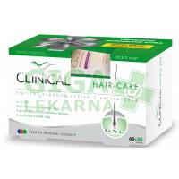 Clinical Hair-Care 60+30 tobolek + oční sérum zdarma