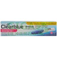 Těhotenský test Clearblue digitální 1ks