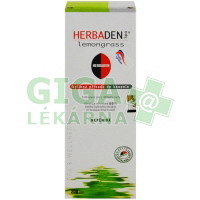 HERBADEN Spa Lemongrass nepěnivá bylinná koupel 200ml