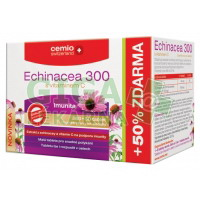 Cemio Echinacea 300 s vitaminem C 60+30 tablet