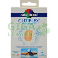 Náplasti Master Aid Cutiflex sterilní 5x7cm 5ks