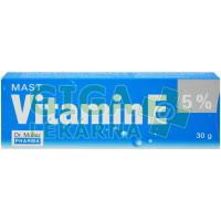 Vitamin E mast 5% 30g Dr. Müller