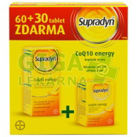 Supradyn CO Q10 Energy tbl.60+30