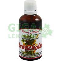 Broncholen bylinné kapky 50ml