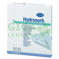 Kompres Hydrosorb 5x7,5cm 5ks sterilní