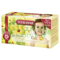 TEEKANNE MotherChild Kids Tea 9+ n.s.20x2.25g