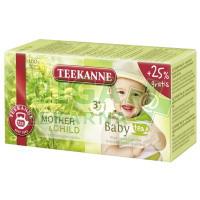 TEEKANNE MotherChild Baby Tea 3+ n.s.20x1.8g