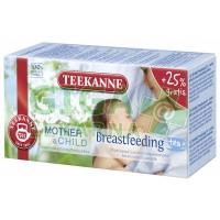 TEEKANNE MotherChild Breastfeeding Tea 20x1.8g