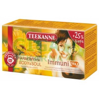 TEEKANNE Harmony for BodySoul Immuni Tea 20x2.0g