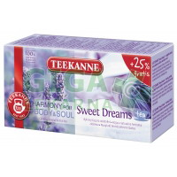 TEEKANNE Harmony for BodySoul Sweet Dreams 20x1.7g
