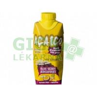 Acaico Maracuja/Ananas superfruit drink 330ml