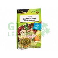 Dresink cibule, bylinky, hořčice, česnek BIO 30g Beltane