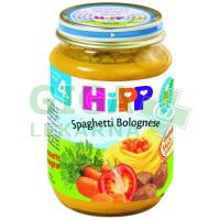 HiPP Baby Menu BIO Špagety v boloňské omáčce 190g