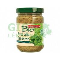 Rinatura Pesto bazalkové bezlepkové Bio 125g