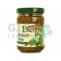 Rinatura Pesto medvědí česnek bezlepkové BIO 125g