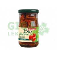 Rinatura Rajčata sušené v oleji s česnekem a kapary BIO 180g