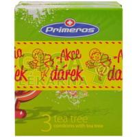 Prezervativ Primeros pack 2x3 Tea tree