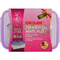 Walmark Zdravé vlasy nehty pleť tbl.60+60 Dárek