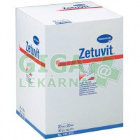 Kompres Zetuvit 20x20cm 30ks nesterilní
