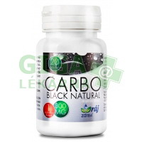 CARBO BLACK NATURAL 300mg 20 tobolek