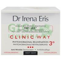 Clinic Way Dermo Krém pr.vráskám 3° noční 50ml