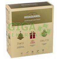 Bioaquanol Vánoční bal. (Šampon+Stimul.250ml+dárek)