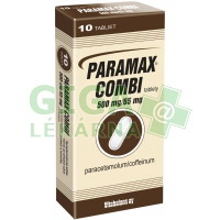 Paramax Combi 500mg/65mg 10 tablet