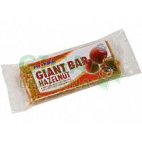 GIANT BAR Obří ovesná tyčinka Lískový ořech 90g