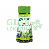 Kořenka bylinky mrazem sušené-pažitka BIO 8g Goutess