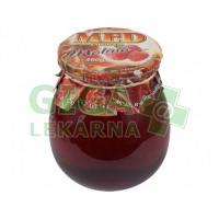 Med s ovocem malinový 450g Jankar Profi