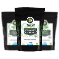 Power Coffee Organic espresso 250g Max sport
