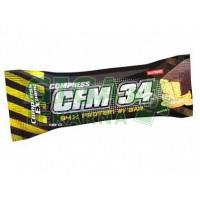 NUTREND COMPRESS CFM 34 - banán s čokoládovou polevou 40g