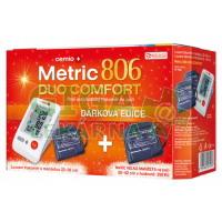 Cemio Metric 806 DUO COMFORT Tonometr - 2 manžety