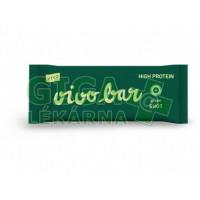 Proteinová tyčinka se zeleným ječmenem GREEN SHOT BIO 45g vivo bar