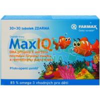 MaxIQ tob.30 1+1 balení ZDARMA