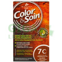 Color & Soin 7C - Zemitě měděná blond 135ml