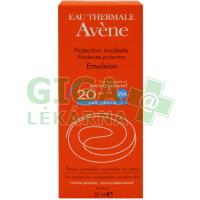 AVENE Emulsion SPF20 50ml - opalovací emulze