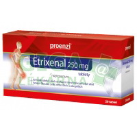 Etrixenal 250mg 20 tablet