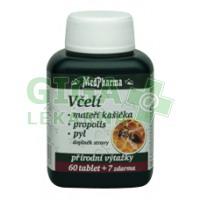 MedPharma Včelí mateří kašička+propolis+pyl 67 tablet