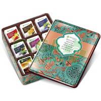 Megafyt MIX čajů v plechové krabici 9x8ksx2g