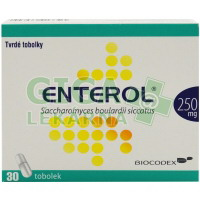 Enterol 250mg 30 tobolek