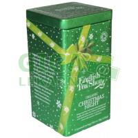 English Tea Shop Luxus.plech.15 pyram. Vánoční noc