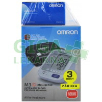 Tonometr dig. OMRON M3 (2014) + adaptér