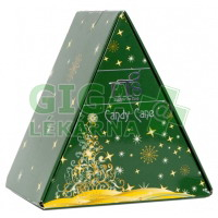 English Tea Shop 6 pyramidek Cukroví - jehlan