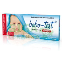 BOBO-TEST těhotenský testprůtokový 1ks