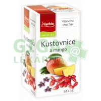 Apotheke Kustovnice s mangem čaj 20x2g n.s.