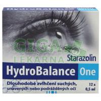 Starazolin Hydrobalance One 12x0.5ml