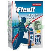 NUTREND Van Flexit Liquid 500ml pom.+Gelac.cps.180