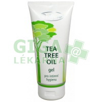 Tea Tree Oil gel pro intim.hygienu Dr.Popov 200ml