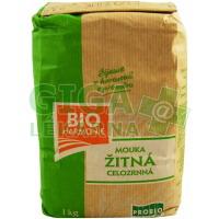 Bioharmonie Žitná mouka celozrnná (jemně mletá) 1kg